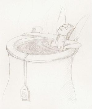 Tea Time Soak by xX-Mad-Hatter-Xx