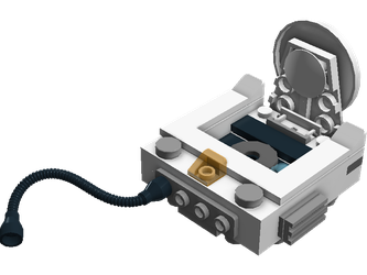 Lego Dreamcast Building Instructions by TheStiv