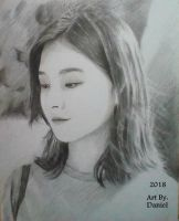 Nancy Jewel Mcdonie ~ 2018 by nielopena