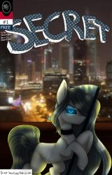 [COMIC] Secret Annual #1 Cover by 13KeithXPidge13