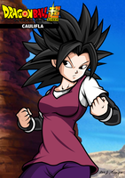 CAULIFLA Normal - DRAGON BALL SUPER by tech531