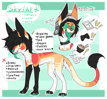 Skylar REF by meremolf
