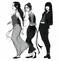 Modern Witches by Theorine