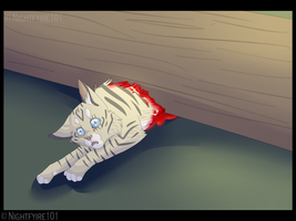 : Longtail's Death : by indesomniac