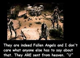 BVB Are The Fallen Angels by KotomiMaya