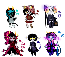 fantroll adoptables 20 -OTA- (CLOSED) by ashlooloo