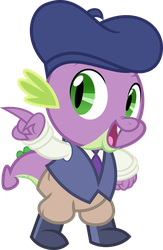 MLP Vector - Spike #2 by jhayarr23