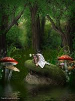 My Magical World by lina82