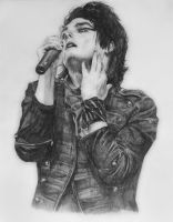 Gerard Way 4 by Welhotar