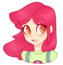 Apple Bloom by TheCreativeRey