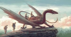 Dragon Express by Odobenus
