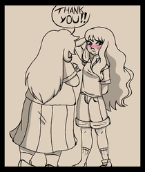 Hippy Goth: You Can Never Forget Your First Crush by LilMissPunchingBag