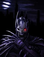 Batman 2.0 by DarkMatteria