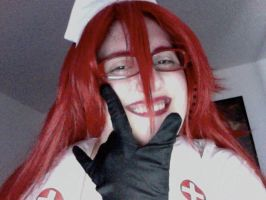 Typical Grell by starfiregurl26