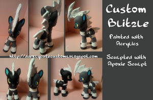 Blitzle - Custom Ponymon