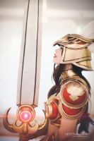 Valkyrie Leona Cosplay - League of Legends by TineMarieRiis