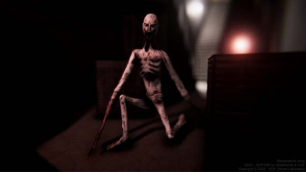 SCP Secret Laboratory New SCP Inclusion Soon... by SCP-096-2