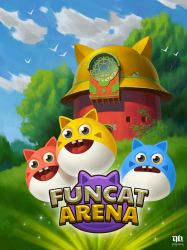 Funcat Arena - Loading Screen by DavidHakobian