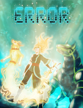 Error Cover Page by Kexell