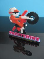 The Black Box Nes 3d Excitebike by darkhattori