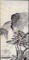 Chinese ink painting by choong-ie
