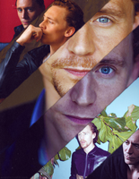 Tom Hiddleston by AniX6277