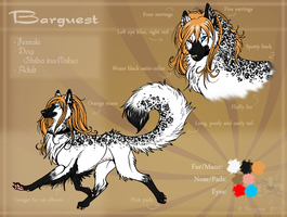 Barguest (canine) sheet by Barguest