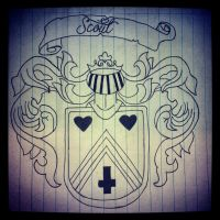Scout family crest by ScoutLC