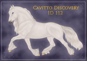 Cavitto Discovery ID 112 by BrindleTail