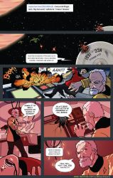 Axanar: Trial by Fire - Page 1 by Daystorm