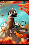 (Poi) Fall season by Poi-Frontier