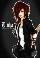 The Gazette: Uruha by ScouserScream