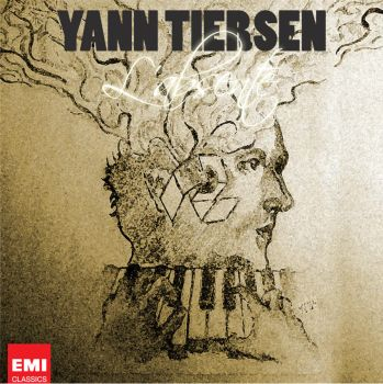 CD-cover Yann Tiersen by return-to-nature