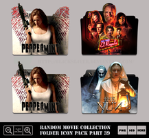Random Movie Collection Folder Icon Pack Part 39 by Bl4CKSL4YER