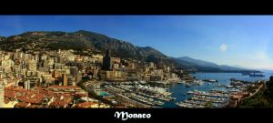 Monaco by Cotoy