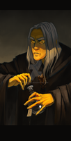 Raistlin by dianaiiz