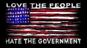 Lovepeople Hategovernment by mrddixon