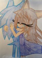 I'm Here For You... by Sonicgirlfriend65