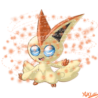 Victini  by Axial97