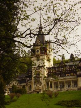 Peles Castle by StrawberryPills