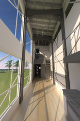 Interior rendering 1 by Drawer888