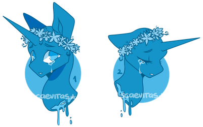 Sad YCH 1 Point Auction closed by Scaevitas