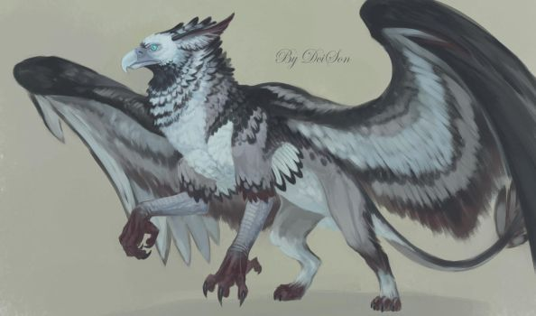 Gryphon by DciSon