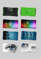 Business card by 19adrian90