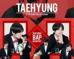 Pack Png 1165 // V (BTS) (Run Ep 49) by BEAPANDA