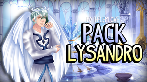 Pack Lysandro Angel CDM | Comission by Helemlove