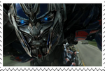 Age of Extinction: Optimus Prime stamp by Playstation-Jedi