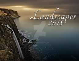 2018 Landscape Photography Monthly Calendar