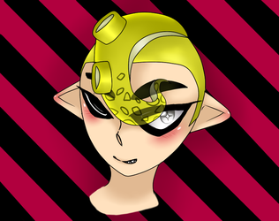 ~Octoling Boy~ by SilverWingPrime