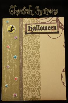Halloween Card: Halloween by Ghoulish-Creations